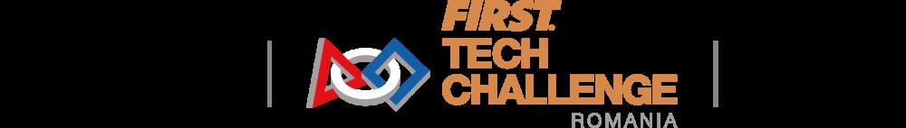 Logo Program robotica - BRD FIRST Tech Challenge Romania - 2